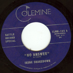 No Answer 45, by Ikebe Shakedown